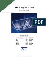 IDES MySAPcom R3components Inst