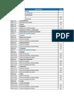 Partidas Estructuras