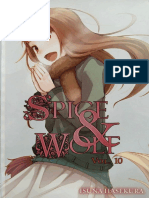 Spice and Wolf Volumen 10 Capitulo 1 Español