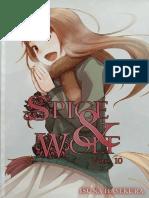 Spice and Wolf Volumen 10 Capitulo 1 Español
