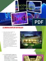 Iluminación Led en Los Hoteles
