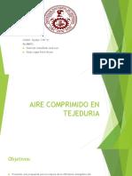 AIRE COMPRIMIDO EN TEJEDURIA.pptx