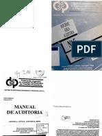 Lattuca Manual de Auditoria Informe 5e