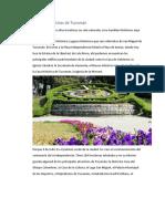Sitios turísticos en Tucumán.docx