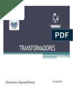 PP5- Transformadores