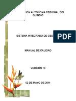 CRQ - Manual de Calidad.doc