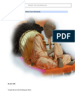 Dandavats - Srila Prabhupada Puja and Murti Care Standards
