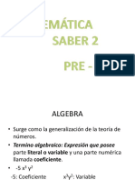 SABER 2-PRE 10