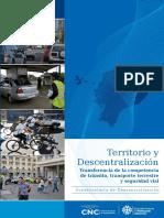 Transporte-Descentralizacion