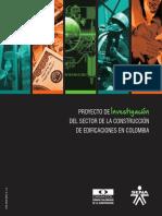 EXCELENTISIMO Proyecto de investigación del sector de la construcción de edificaciones en Colombia.pdf