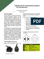 Energybus Technical Introduction