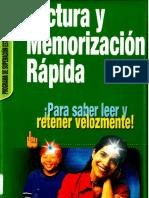 Lectura y memorización rápida