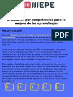 Programa General Del Curso