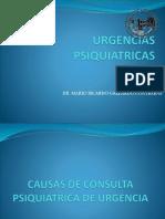 3. URGENCIAS PSIQUIÁTRICAS