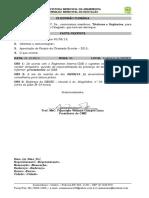 IX Convocatória Do CME