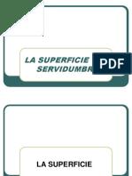 Sesión N_ 12 -Superficie y Servidumbre (2)