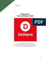 Reglamento Torneo Delibera 2018 (1)