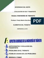 02 - Elementos Del Tránsito