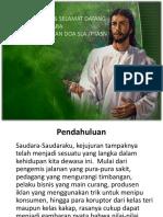 KHOTBAH TENTANG KEJUJURAN.pptx