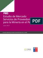 Pms Mineria Peru 2017