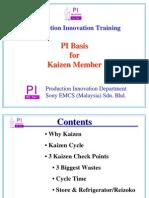 Basic PI for KM-BI