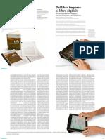 Revistadisena 5 Del Libro Impreso Al Libro