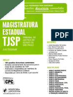 Magistratura Estadual - TJSP -  Renato Siqueira de Pretto