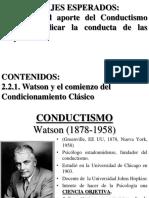 Condicionamiento de Watson 2018