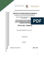 Protocolo Machote (Tec)