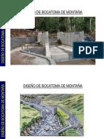 Clase  9 - Diseño de bocatoma de montaña.pdf