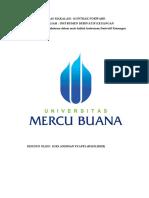 Kontrak Forward-Instrumen Derivatif Keuangan