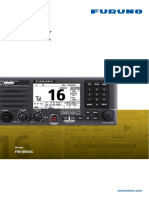 Radio VHF Furuno Fm-8900s