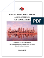 Books of Rules, regulations and Procedures for Contractors, March 1992 Edition.pdf