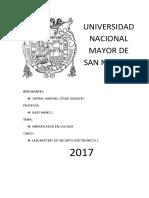 Cascada Informe final