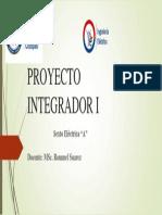 Proyecto Integrador i