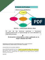 Caracteristicas de Las Pruebas Objetivas Leo