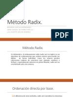 Método Radix