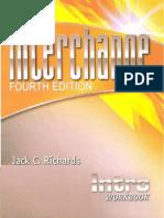Interchange 4th Edition Intro Workbook