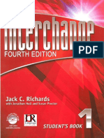 Interchange Level 1 Fourth Edition Student s Book