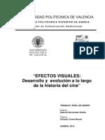 HERNANDEZ - Efectos visuales_ desarrollo y evolución a lo largo de la historia del cine