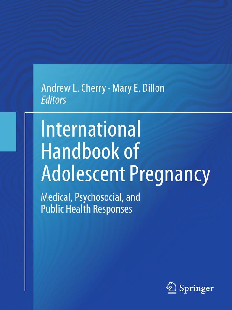 Natalia Fernandez Servant Video Porno international handbook of adolescent pregnancy medical