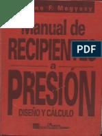 Manual de recipientes a presion (Eugene F Megyesy).pdf