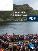 A Matter of Survival