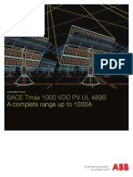 1sxu210042b0201 Tmax 1000vdc Pv Brochure