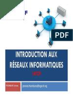 Cours Introduction Reseaux