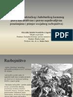 Komparacija Mletačkog i Habsburškog Kaznenog Prava Nad Društveno