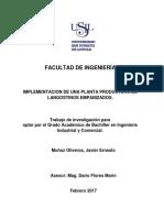 2017 Muñoz Implementacion de Una Planta Productora