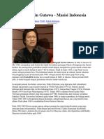 Biografi Erwin Gutawa