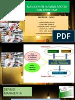 PER.ke2 Manfar Dan Akuntansi KEL.1 Manajemen Farmasi Apotek Dan Toko Obat