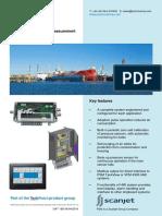 DAT 18B BMS4 Pnuematic Level Transmitter